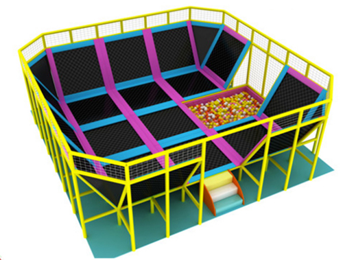 trampoline gym near me