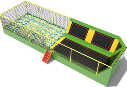best indoor trampoline park