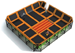 trampoline world
